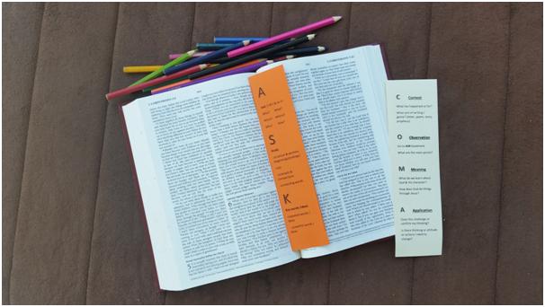 Bible COMA method PNG
