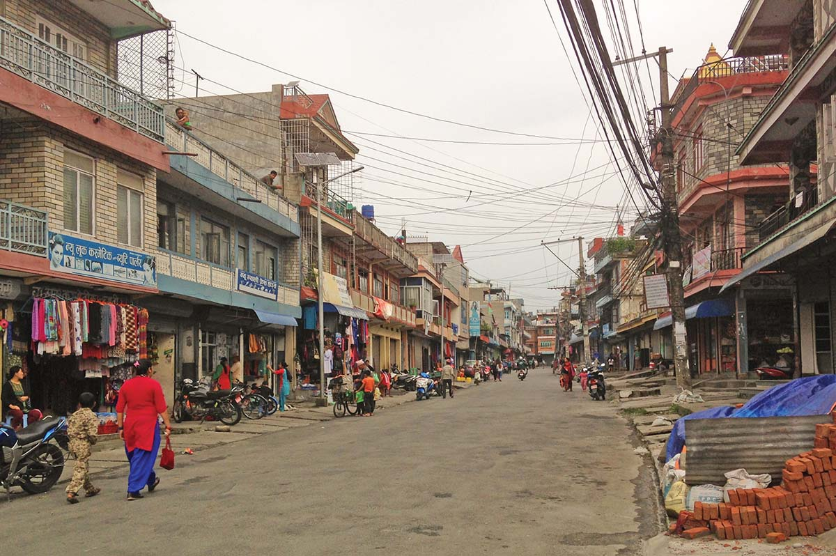 healthcare Nepal