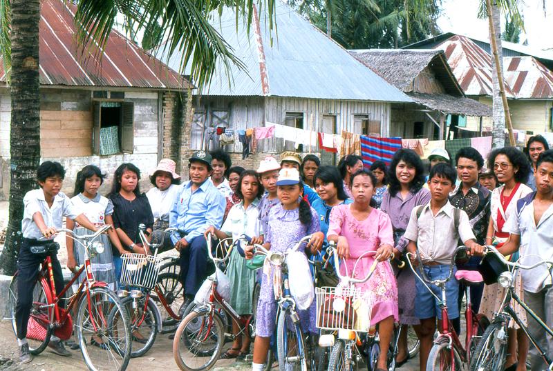 Youth at Medan